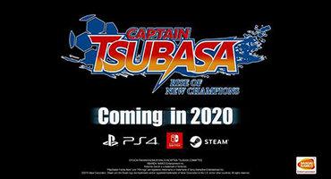 《足球小将》游戏新作公布 今年年内发售,登陆NS/PS4/PC
