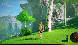 雷军入手《塞尔达传说:荒野之息》 称赞游戏画面细腻