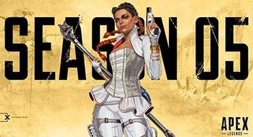 《apex英雄》第五赛季正式上线 新英雄加入,幻象技能大改