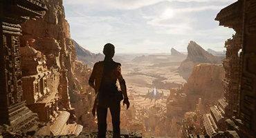 虚幻5引擎正式公布 PS5实时Demo演示画面效果震撼