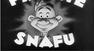 华纳做的这部新兵教育动画因为泄密被美国封禁了70年