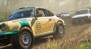 《极限竞速:地平线5》开启预载 各平台容量公开