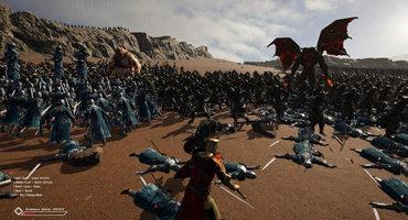 战争策略游戏《史诗奇幻战斗模拟器》 8月31正式发售
