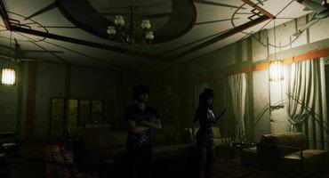 恐怖游戏《迷离诡夜》新Demo上线 12月正式发售