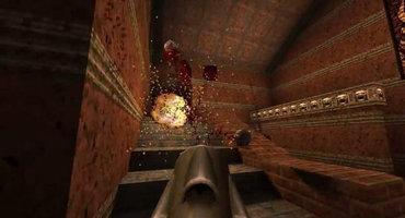 《雷神之锤:增强版》正式发售 支持4K,新增多个关卡