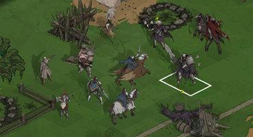 策略建造游戏《王国缔造者》 steam开启抢先体验