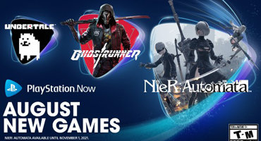 PS NOW八月新增多款游戏  《传说之下》都在列表中