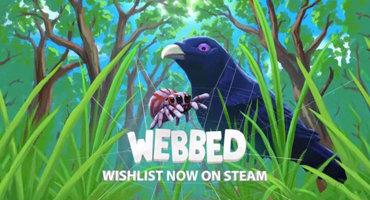 《Webbed》将于9月9日登陆Steam 支持中文
